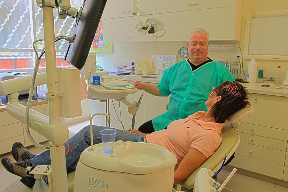"""מרפאת השיניים ד""""ר יעקובסון אלחנן"""